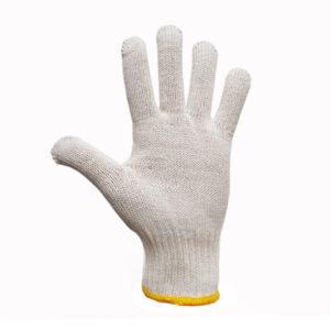 Перчатки Х/Б 7,5 класс вязки